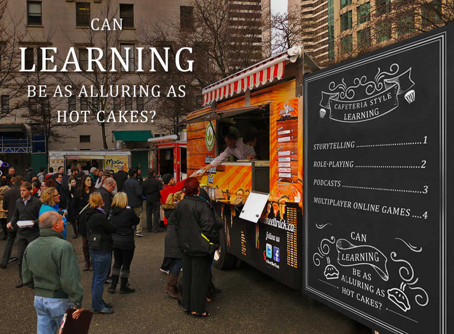 Can Learning be as alluring as Hot Cakes