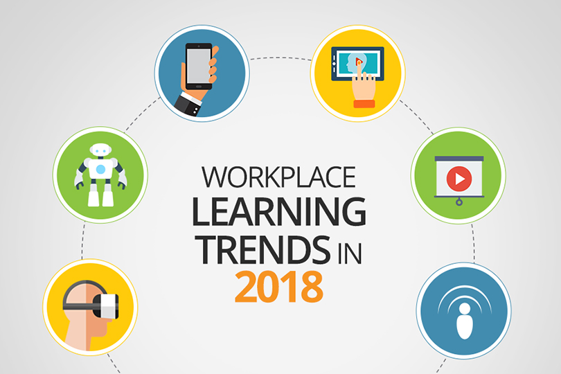 Workplace Learning Trends in 2018